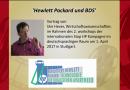 Vortrag von Shir Hever – Hewlett Packard und BDS