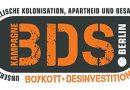 Bitte endlich Kritik an BDS!