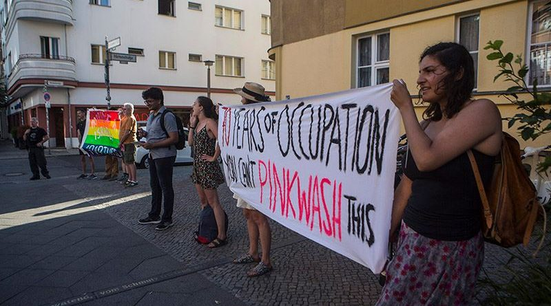 Berlin against Pinkwashing