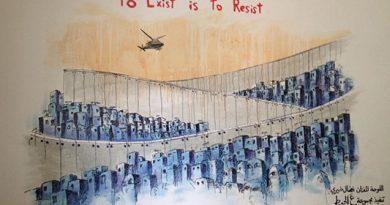 Aufruf zum weltweiten Aktionstag für eine Welt ohne Mauern am 9. November 2018