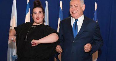 Netta Barzilai, Kulturbotschafterin für Israels Regime der Besatzung und Apartheid