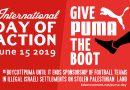 Gebt Puma einen Tritt: #BoycottPuma Internationaler Aktionstag 15. Juni 2019