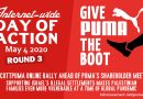 #BoycottPuma Runde 3: Online-Proteste in Solidarität mit den Palästinenser*innen im Vorfeld der PUMA-Hauptversammlung!