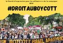 SIEG DER BDS-KAMPAGNE ZUM BOYKOTT ISRAELISCHER PRODUKTE: FRANKREICH VOM EUROPÄISCHEN GERICHTSHOF FÜR MENSCHENRECHTE VERURTEILT!