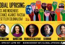 Globaler Aufstand (online): Schwarzer und indigener Widerstand gegen Rassismus und Siedler-Kolonialismus