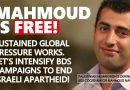 #FreeMahmoud: Mahmoud Nawajaa ist FREI!