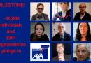 Über 230 Organisationen, Gewerkschaften und Unternehmen versprechen, AXA zu boykottieren