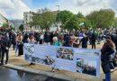 Demonstration zum Tag der Nakba am 15. Mai 2021 in Berlin