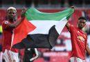Sportstars setzen sich in nie dagewesener Zahl für die Rechte der Palästinenser*innen ein
