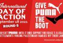 Wir machen den CEO von Puma nervös. Macht mit beim Boykott-Puma-Aktionstag am 18. September