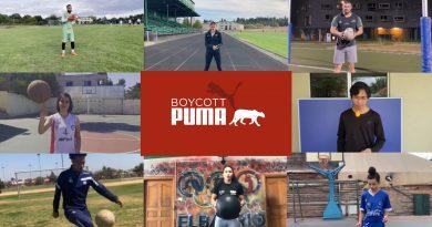 Boykottiert PUMA! Sagt's weiter!